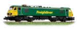 371-777 Graham Farish Class 90 Electric 90046 Freightliner